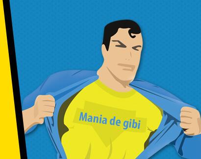 Mania de Gibi